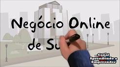 ⇒ CURSO NEGÓCIO ONLINE DE SUCESSO do Bruno Pinheiro