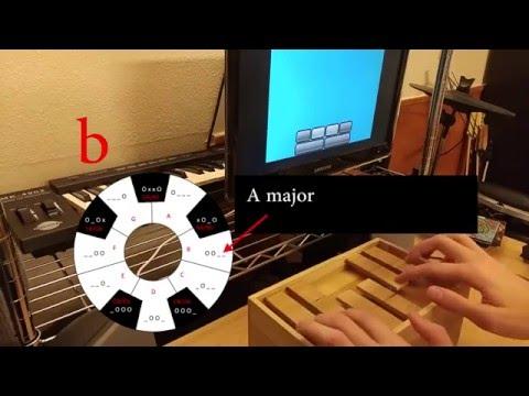 Wooden Keyboard Project