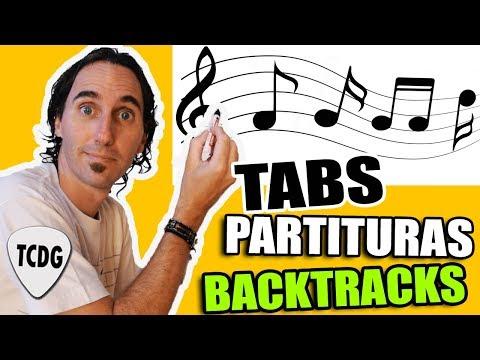 Aprende a Crear Tus Propias Tablaturas, Partituras y Backing Tracks! Guitar Pro7  Tutorial Completo!