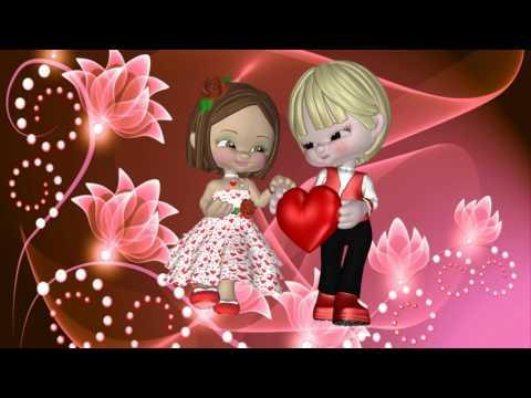 С Днём Святого Валентина Суперское поздравление с Днём влюблённых Valentine's Day - Видео с Ютуба без ограничений