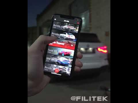 Тюнинг выхлопной системы BMW X3 G01 3L Diesel 2018 года