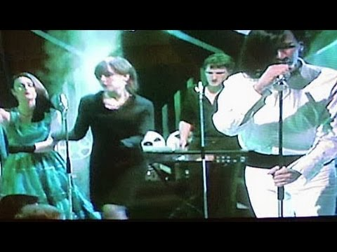 "The Human League - Live, ""Markthalle"", Hamburg, 25.11.1980"