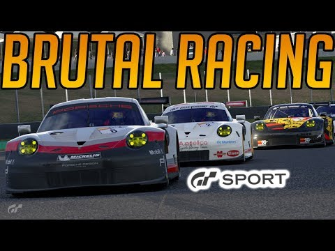 Gran Turismo Sport: My Most Brutal Race