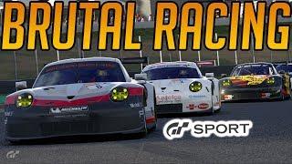 Gran Turismo Sport: My Most Brutal Race