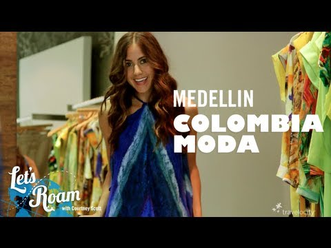 Colombia Moda Fashion Week in Medellin | Let's Roam Colombia with Avianca