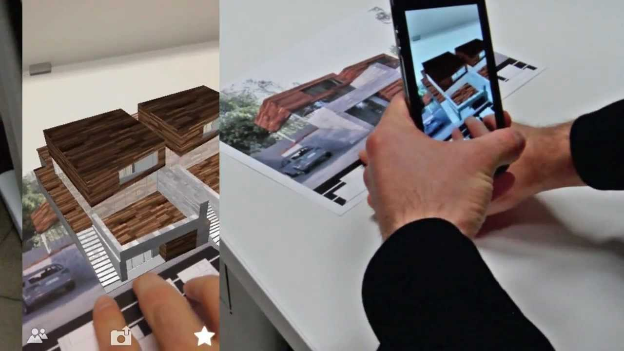 Realt aumentata architettura 3d youtube for Programmi architettura 3d gratis