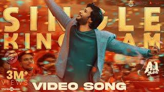 A1 Express   Single Kingulam Video Song   Sundeep Kishan, Lavanya Tripathi   Hiphop Tamizha