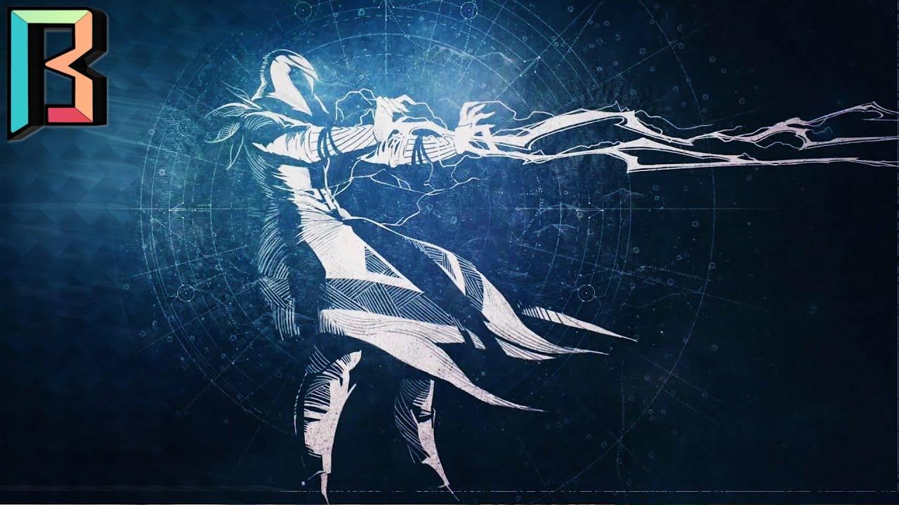 The stormcaller 39 s path destiny the taken king 2 youtube - Warlock stormcaller ...