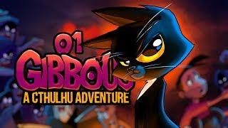 Gibbous A Cthulhu Adventure PL 1 Lovecraft W Zabawnym Wydaniu Gameplay PL Zagrajmy W