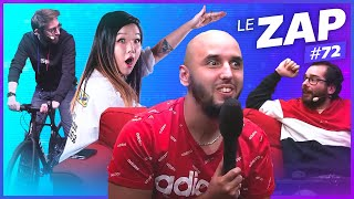 LE REACT DE JIJI ET XARI | LE ZAP #72