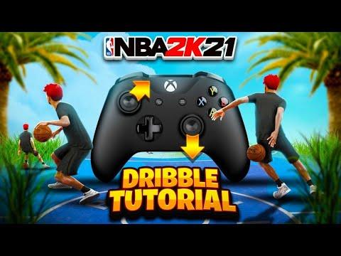 HANDCAM DRIBBLE TUTORIAL + BEST DRIBBLE MOVES ON NBA2K21! HOW TO DRIBBLE ON ISO & SCREENS IN 2K21!