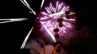 """Fürther Kirchweih 2011 - Feuerwerk (Frank Sinatra - """"My Way"""") Thumbnail"""
