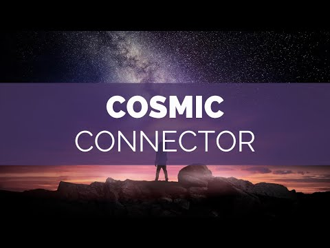 432 Hz - Cosmic Connector - DNA Healing + Repair - Solfeggio Frequencies - Meditation Music