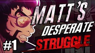 No More Heroes 2: Matt