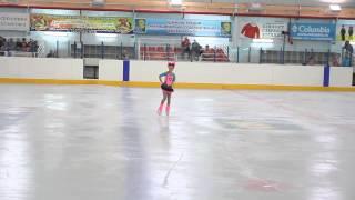 Сидоренко Юлия (3-й юношеский) Ейск 21 мая 2015