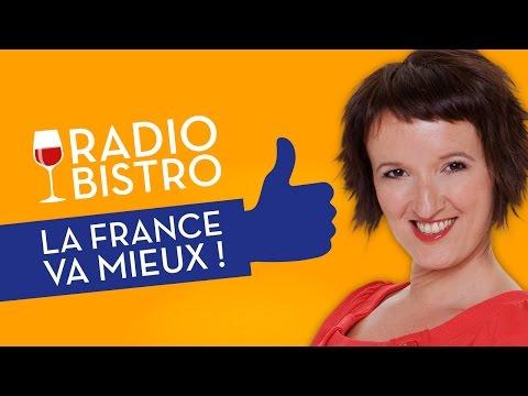 ANNE ROUMANOFF - La France va mieux.