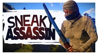 The Sneaky Assassin! - Rust Loadouts #3