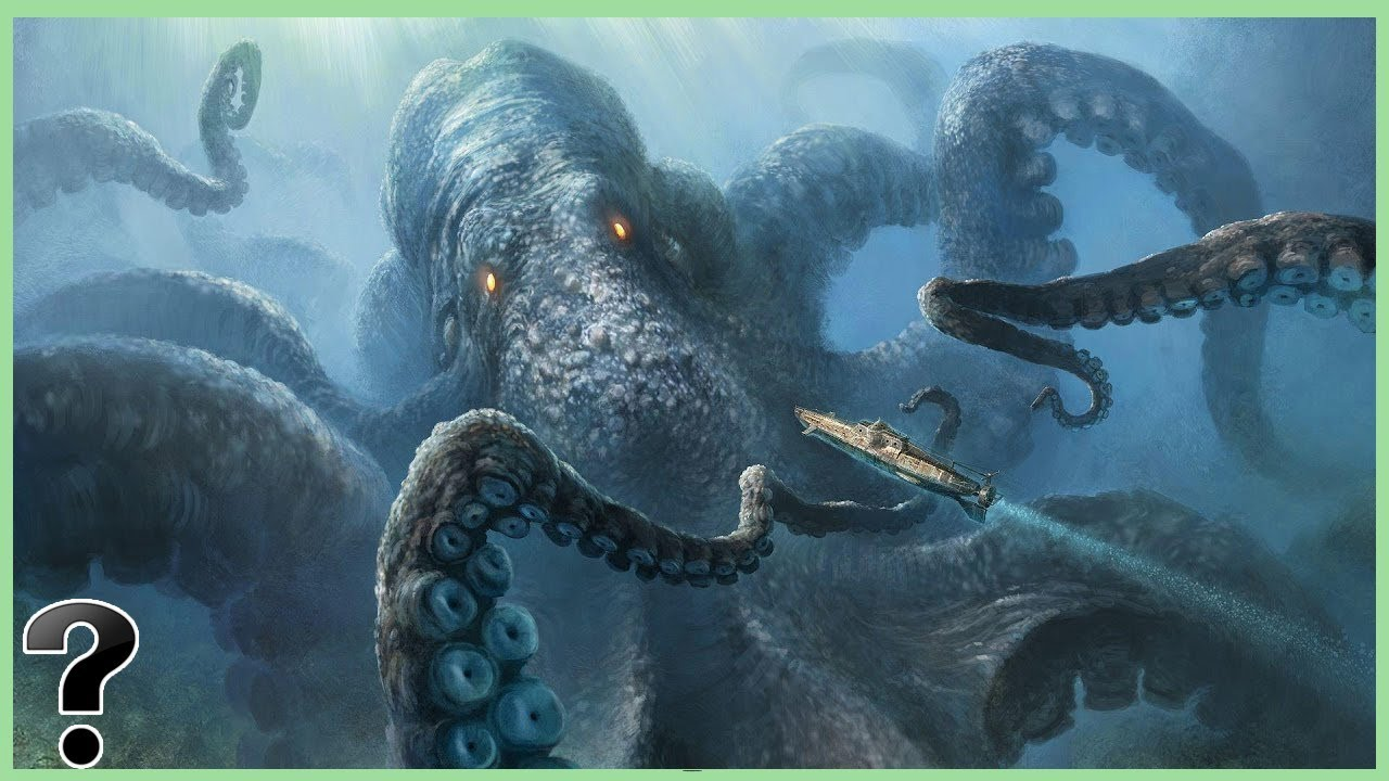 What If The Kraken Was Real