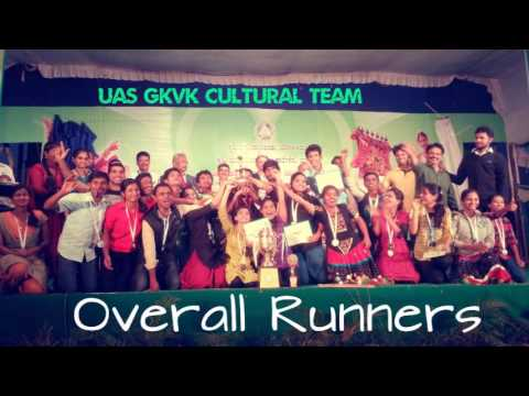 GKVK University Of Agricultural Sciences Bengaluru Freshers day AV