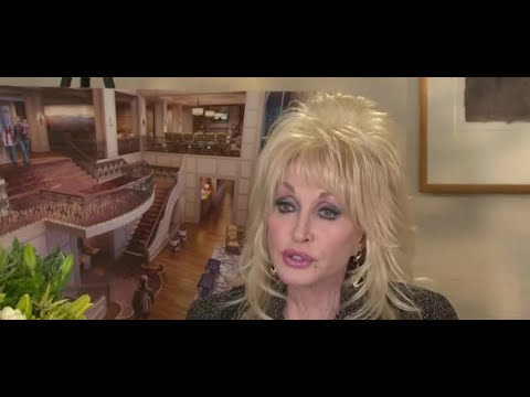 Dolly Parton celebrates Tennessee's reopening amid pandemic at ...