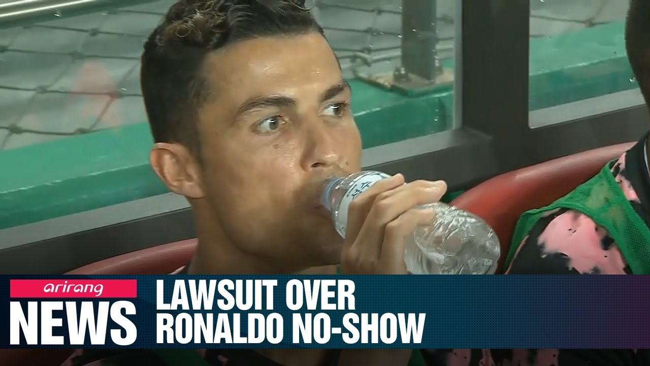 Korean fans win compensation for Cristiano Ronaldo no-show | The ...