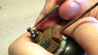 Video FoW: Painting A German Panther Tank (PART 3/3) download MP3, 3GP, MP4, WEBM, AVI, FLV Agustus 2018