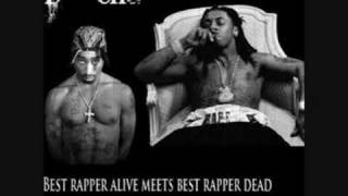 Lil wayne- Mr. Carter **Unofficial Remix** Ft. Tupac
