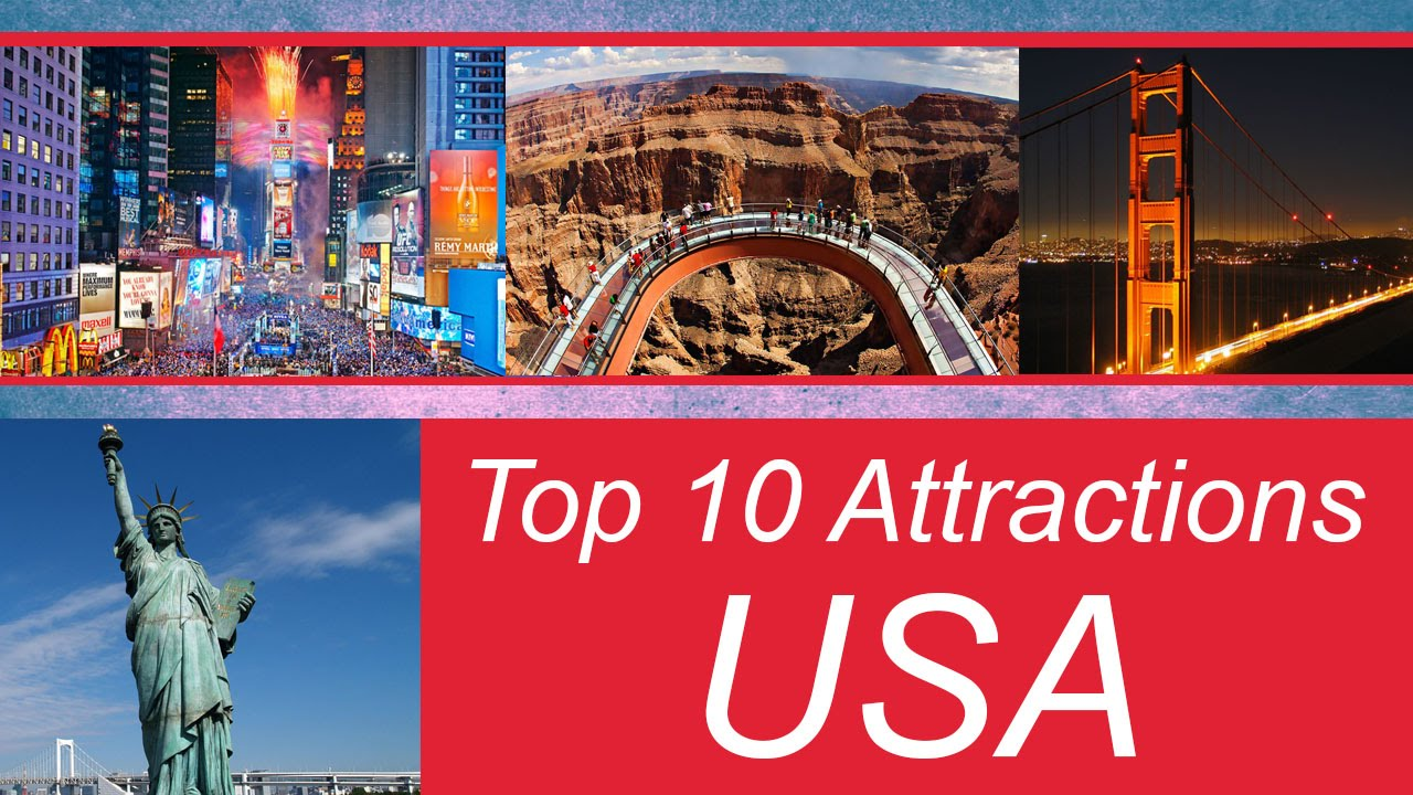 Top Most Popular Tourist Destinations In USA Tourist - 10 most overrated cities in the us