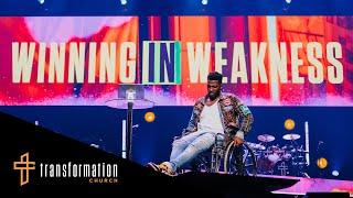 Winning In Weakness // Stronger (Part 2) (Michael Todd)