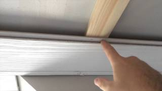 Armstrong Country Classic Plank Ceiling Installation And Overview