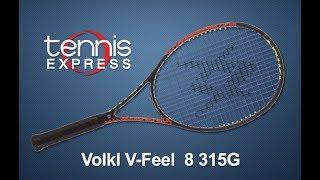 Volkl V Feel 8 315 Tennis Racquet Review | Tennis Express