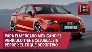 Atracción 360: Audi RS3 llega a México