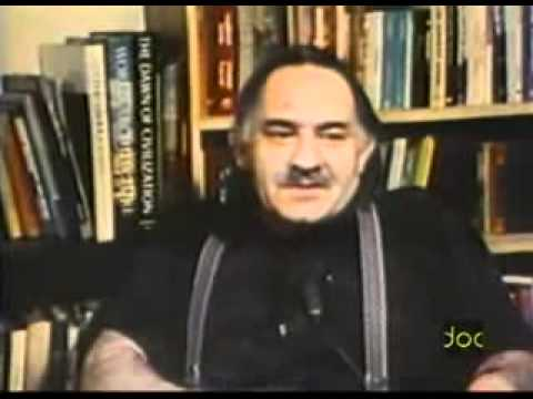 Murray Bookchin Explains Anarchism