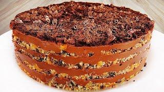 Торт в МЯСОРУБКЕ Кручу без выпечки