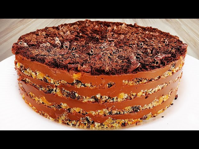 Торт в МЯСОРУБКЕ! Кручу без выпечки.