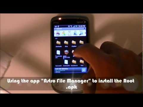 How to Root Your Sprint HTC Hero & Install CyanogenMod 7 (HD)