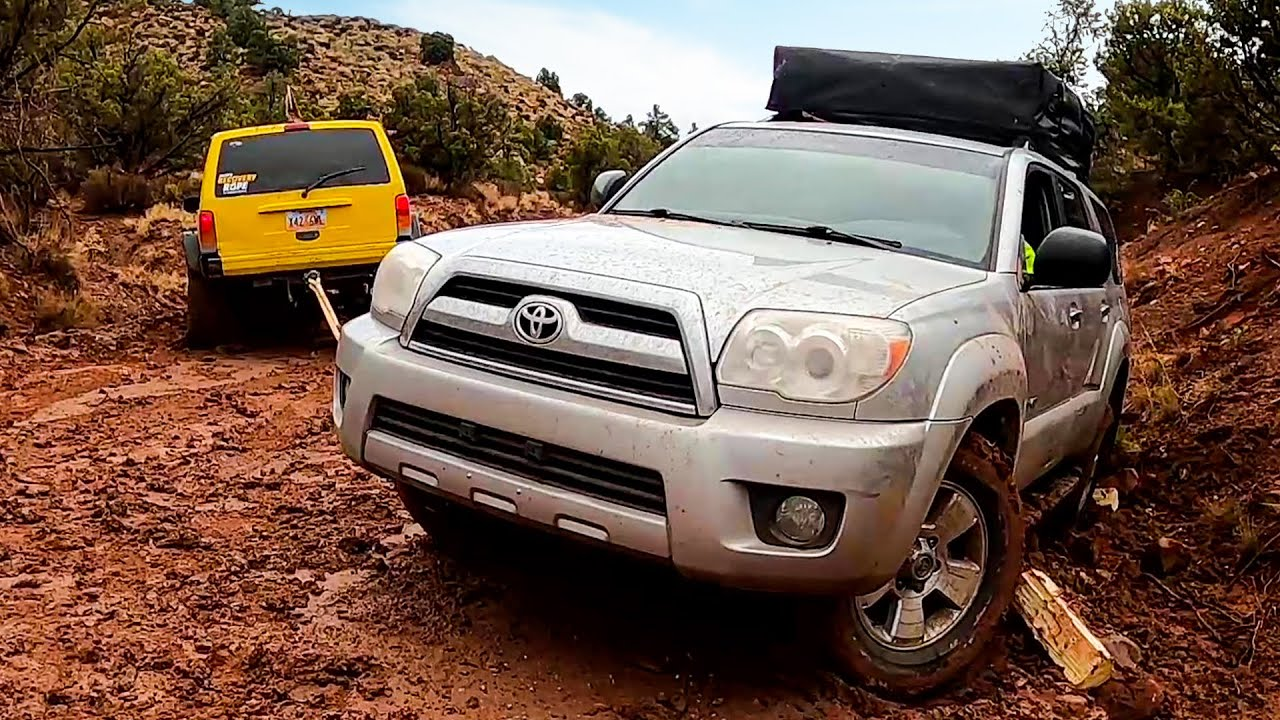 The Next Cry Baby - Toyota 4Runner