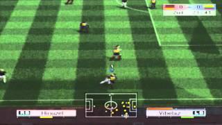 Colombia vs Germany - World Soccer Winning Eleven 8 (Xbox)
