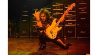 Malmsteen Guitar Solo / Pomona Valley Auditorium