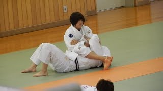 judo girls in Japan