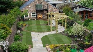 Modern Landscaping Design Contemporary Garden Ideas Part.1