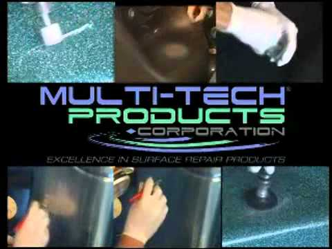 Acrylic Spa, Hot Tub, Jacuzzi Surface Repair DVD preview