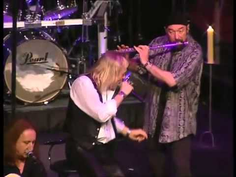 Uriah Heep  Circus  Blind Eye  Echoes In The Dark Feat.Ian Anderson  Acoustic Live