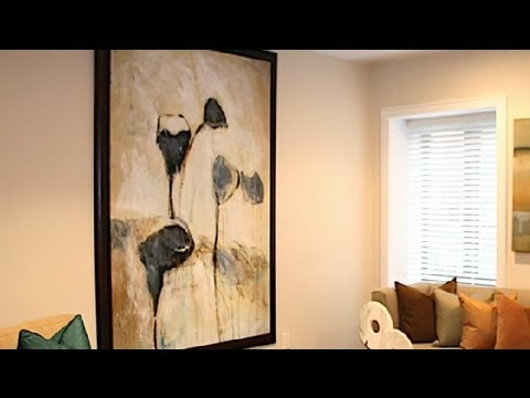 framing artwork without glass interior design tips