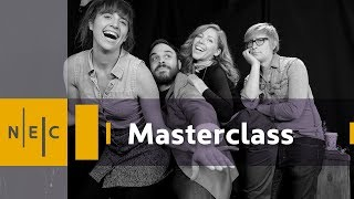 Lake Street Dive: Songwriting Masterclass at NEC