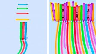 MAX LEVEL in Pencil Rush 3D  | NewsBurrow thumbnail