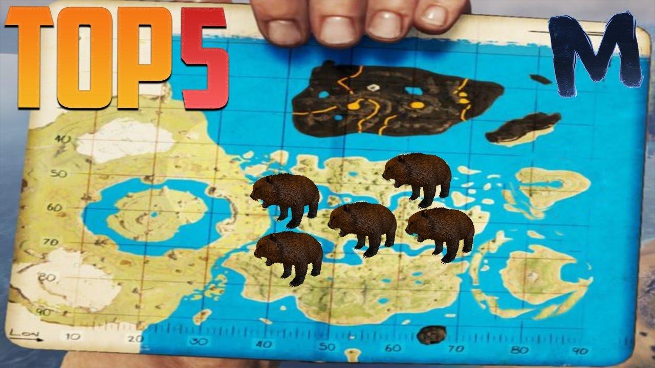 Ark The Island Best Location