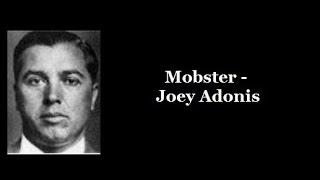 Mobster - Joey Adonis