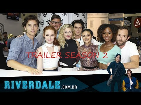 REACCIÓN TRAILER RIVERDALE - SEASON 2