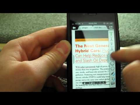 iPhone 4S - App Review - PDF Max Pro